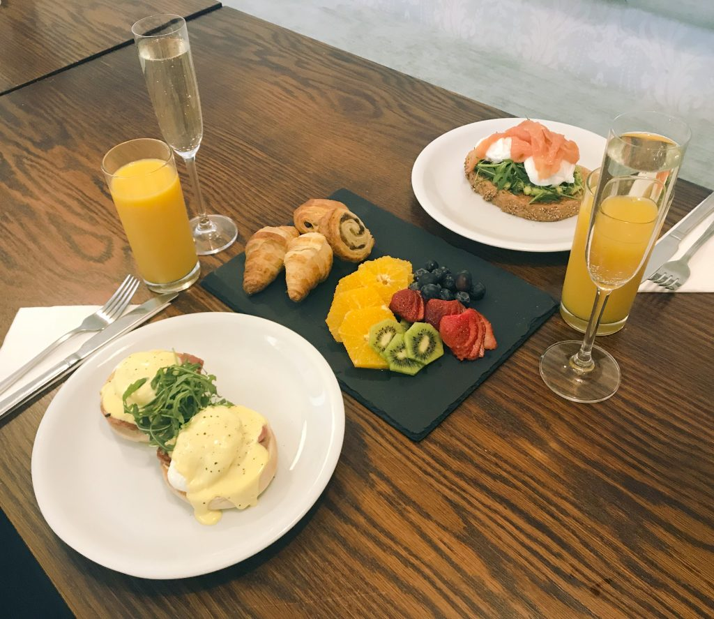 Bottomless Brunch The Village Tea Room